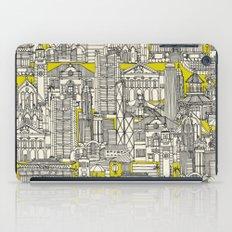Hong Kong Toile De Jouy … iPad Case