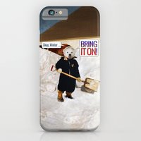 Okay, Winter . . . Bring it on! iPhone 6 Slim Case