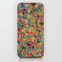iPhone Cases featuring US AND THEM by Efi Tolia