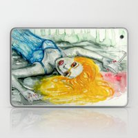 beautiful creature Laptop & iPad Skin