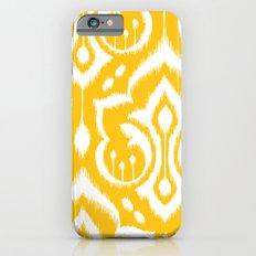Ikat Damask Slim Case iPhone 6s