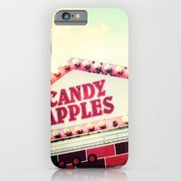 Candy Apples iPhone 6 Slim Case