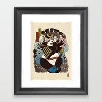 Pantoo Framed Art Print