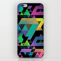 nyyn jwwl myze iPhone & iPod Skin