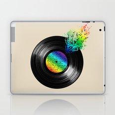 BROKEN RECORD Laptop & iPad Skin