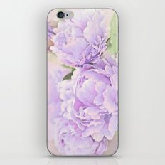 Lavender Peonies iPhone & iPod Skin