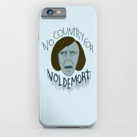 NO COUNTRY FOR VOLDEMORT iPhone 6 Slim Case
