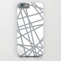 To The Edge Grey iPhone 6 Slim Case