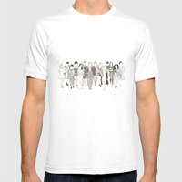 Fall 2012 Mens Fitted Tee White SMALL