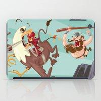 Braun Bloodstone And The… iPad Case