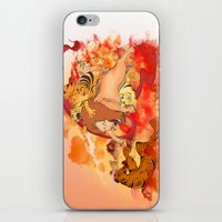 THE CREATION iPhone & iPod Skin