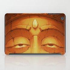 Buddha II Gold iPad Case