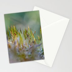 The MOSS 2 Stationery Cards