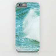 Feel The Sea. iPhone 6 Slim Case