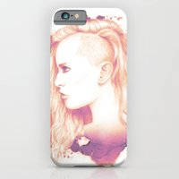 iPhone & iPod Case featuring Undercut by Camis Gray