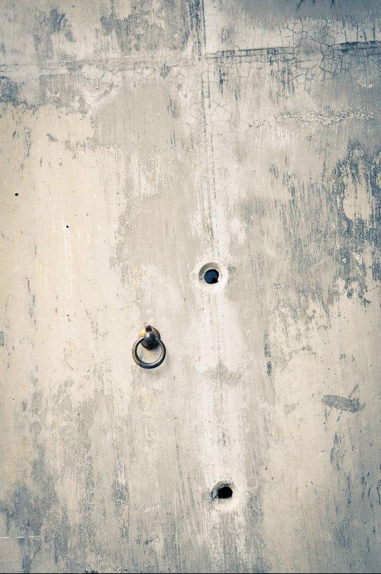Cement Wall Textures Art Print