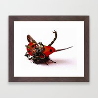 Insector two Framed Art Print