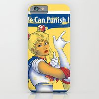iPhone & iPod Case featuring We Can Punish It! by Christadaelia