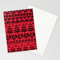 Gran's blanket Stationery Cards