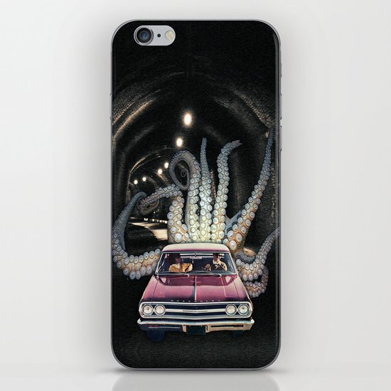 We Got Tail iPhone & iPod Skin