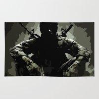 Call Of Duty Camo Rug