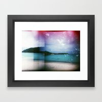 St John, USVI Multiple E… Framed Art Print