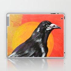 Sunrise, Sunset: Something to Crow About Laptop & iPad Skin