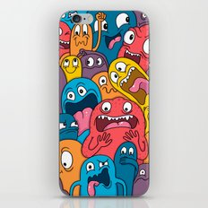 Weird Bros iPhone & iPod Skin
