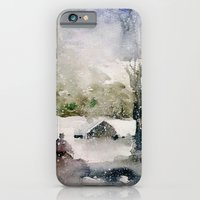 Snowy Day iPhone 6 Slim Case