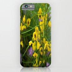 desert flowers Slim Case iPhone 6s