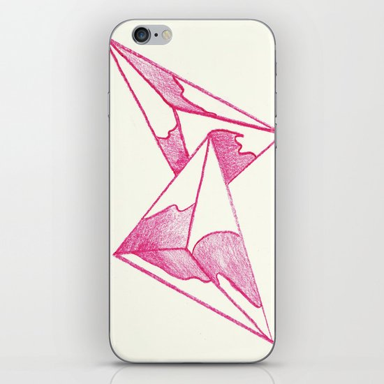 CRAYON LOVE: Strawberry Milk From The FUTURE iPhone & iPod Skin