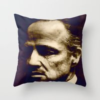 Godfather - I Will Make … Throw Pillow
