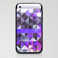 32768cylyrs iPhone & iPod Skin