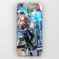 Heavens Architect iPhone & iPod Skin