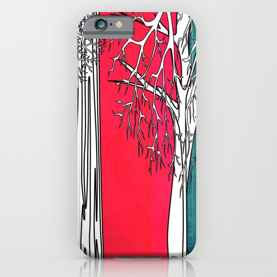 Color Forest iPhone & iPod Case