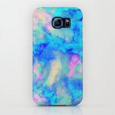 Electrify Ice Blue Galaxy S6 Slim Case