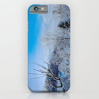 iPhone & iPod Case featuring Good Morning Winter by Biff Rendar