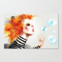 Pin Canvas Print