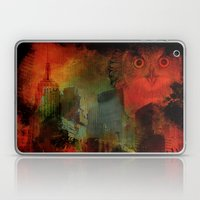 Owls Of Central Park Laptop & iPad Skin