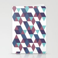 Trangled Stationery Cards