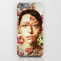 iPhone & iPod Case featuring Face #1 by ARJr