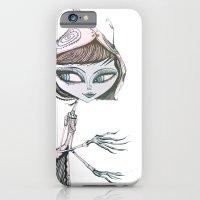mrs wolf iPhone 6 Slim Case