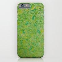 iPhone & iPod Case featuring Waves IIII by ChrisKai