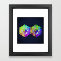 Fig. 014 Framed Art Print