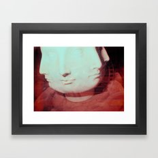 Everywhere All at Once - Mind Shift Framed Art Print