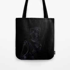 Cyberman Tote Bag