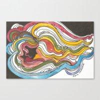 Glaser Breeze Canvas Print