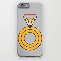 iPhone & iPod Case featuring Draw Ring by Phil Jones