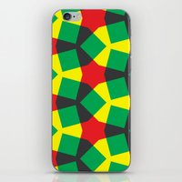 Terheijden Pattern iPhone & iPod Skin