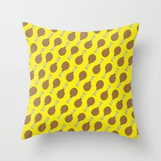 I LOVE PULKE Throw Pillow